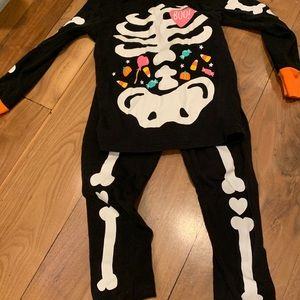 Other - Halloween toddler pj